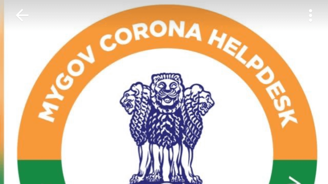 Covid-19, Corona virus : Avoid rumors and fake news : Verify news and get latest updates with use of Indian Government official Whatsapp number