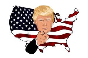 Trump American voters Trust economy