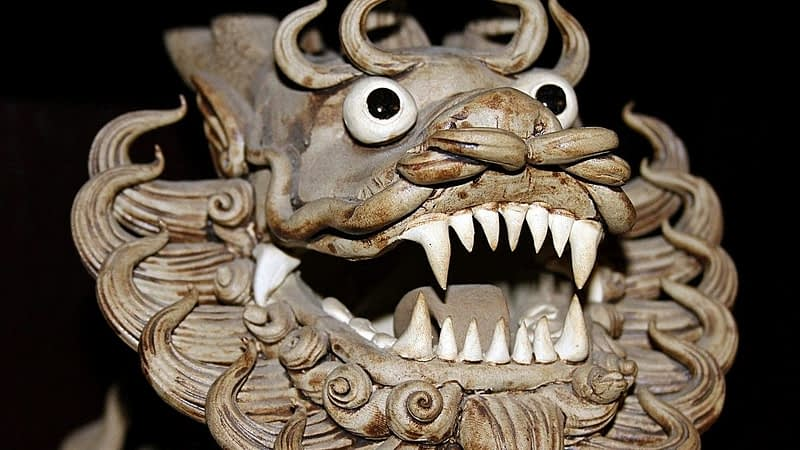 Chinese Credit Imperialism policy : Dragon Monster