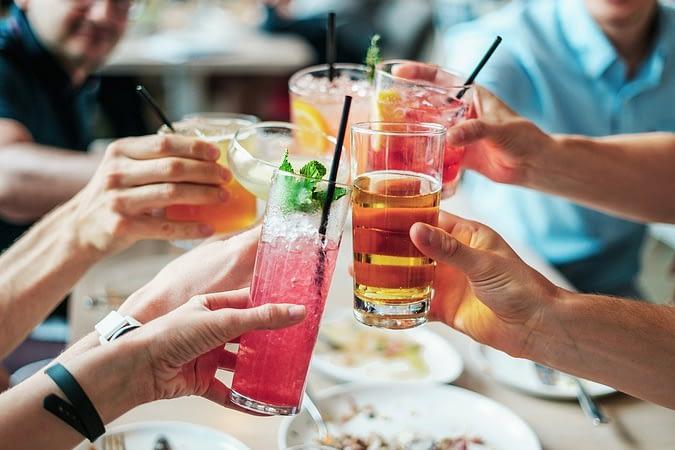 Liquor : Alcohol : India run after