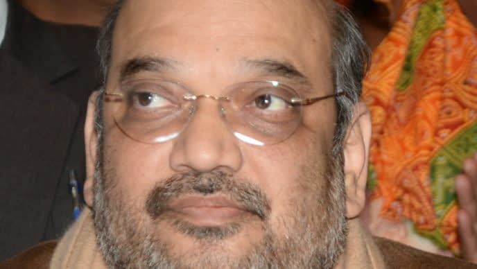 Amit Shah's letter to Mamta Banerjee and health of Amit Shah